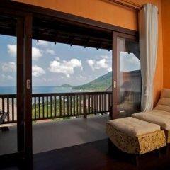 Отель Bans Diving Resort Таиланд, Остров Тау - отзывы, цены и фото номеров - забронировать отель Bans Diving Resort онлайн балкон