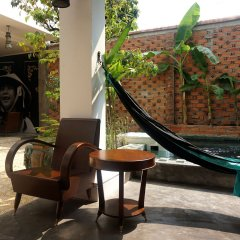 Отель Iamsaigon Homestay 100 Profit For Orphanage фото 9