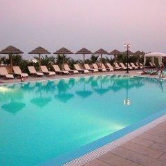 Отель Mediterranean White Остров Санторини бассейн фото 2