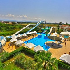 Отель Lyra Resort - All Inclusive Сиде бассейн фото 2