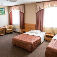 Гостиница Городки комната для гостей фото 4