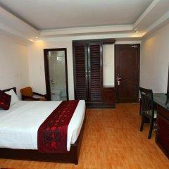 Отель Kim Hoang Long Нячанг сейф в номере