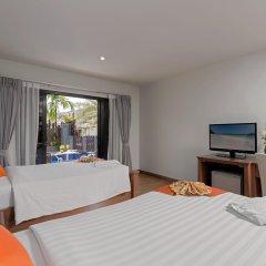 Bhukitta Hotel & Spa 4* Номер Делюкс с различными типами кроватей фото 2