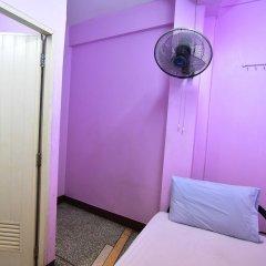 Отель Khaosan Rainbow Hostel Таиланд, Бангкок - отзывы, цены и фото номеров - забронировать отель Khaosan Rainbow Hostel онлайн удобства в номере