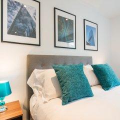 Отель Bluestone Apartments - Didsbury Великобритания, Манчестер - отзывы, цены и фото номеров - забронировать отель Bluestone Apartments - Didsbury онлайн комната для гостей фото 4