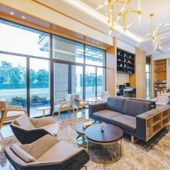 Отель Royal Logoon Hotel - Xiamen Китай, Сямынь - отзывы, цены и фото номеров - забронировать отель Royal Logoon Hotel - Xiamen онлайн интерьер отеля