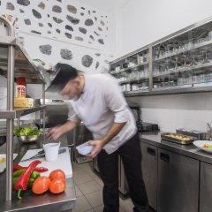 Отель Athina Luxury Suites питание