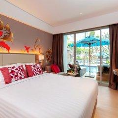 Отель Grand Mercure Phuket Patong 5* Номер Делюкс с различными типами кроватей фото 2