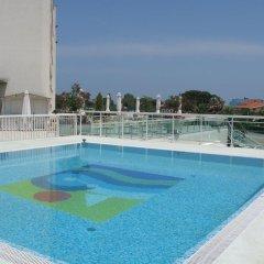 Отель Miramare Италия, Ситта-Сант-Анджело - отзывы, цены и фото номеров - забронировать отель Miramare онлайн бассейн