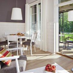 Отель Holiday Club Saimaa Apartments Финляндия, Лаппеэнранта - отзывы, цены и фото номеров - забронировать отель Holiday Club Saimaa Apartments онлайн балкон фото 2