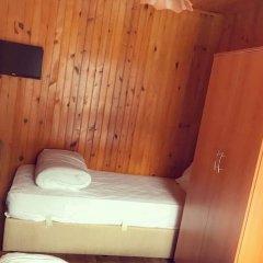 Отель Zilkale Otel сейф в номере