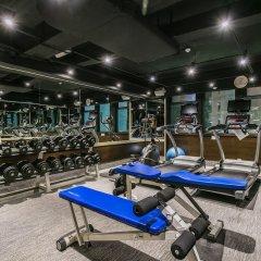 Nathan Hotel фитнесс-зал фото 2