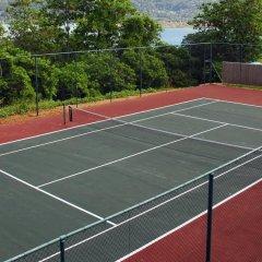 Отель Cerf Island Resort спортивное сооружение