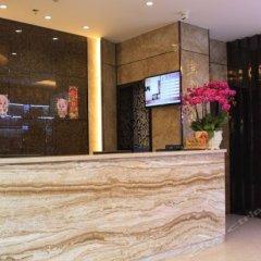 Отель Baowan Hotel Китай, Гуанчжоу - отзывы, цены и фото номеров - забронировать отель Baowan Hotel онлайн интерьер отеля