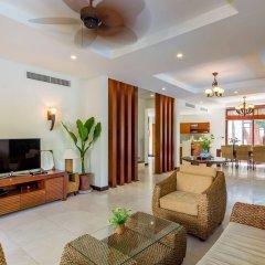Отель Secret Garden Villas-Furama Beach Danang комната для гостей фото 4