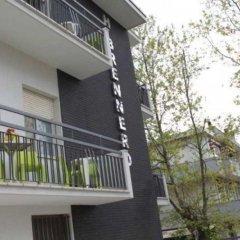 Отель Brennero Италия, Римини - отзывы, цены и фото номеров - забронировать отель Brennero онлайн балкон