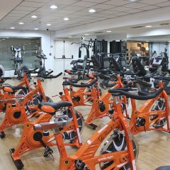 Отель Melia Sevilla фитнесс-зал
