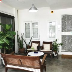 Апартаменты 12/14 Home Studio Бангкок интерьер отеля