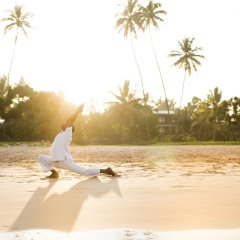 Отель Avani Bentota Resort Шри-Ланка, Бентота - 2 отзыва об отеле, цены и фото номеров - забронировать отель Avani Bentota Resort онлайн приотельная территория