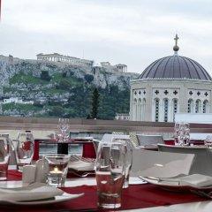 Отель Athens La Strada питание