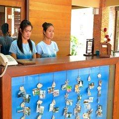 Отель Baan Talay Dao интерьер отеля фото 3