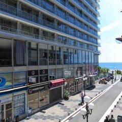 Отель Le Savoy Франция, Ницца - отзывы, цены и фото номеров - забронировать отель Le Savoy онлайн балкон