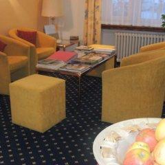 Отель Bünda Davos Швейцария, Давос - отзывы, цены и фото номеров - забронировать отель Bünda Davos онлайн интерьер отеля