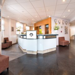 Отель ACHAT Comfort Messe-Leipzig Германия, Лейпциг - отзывы, цены и фото номеров - забронировать отель ACHAT Comfort Messe-Leipzig онлайн интерьер отеля фото 2