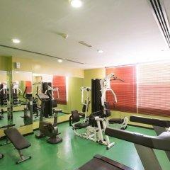 Отель Landmark Riqqa Дубай фитнесс-зал фото 2