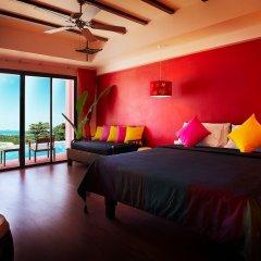 Отель Krabi Cha-da Resort комната для гостей фото 5