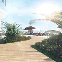 NissiBlu Beach Resort in Ayia Napa, Cyprus from 124$, photos, reviews - zenhotels.com outdoors