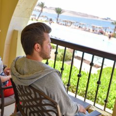 Отель Radisson Blu Tala Bay Resort, Aqaba балкон