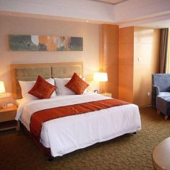 Grand Metropark Hotel Suzhou комната для гостей фото 2