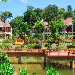 Отель Crown Lanta Resort & Spa Ланта приотельная территория