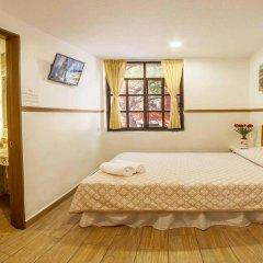 Отель Templo Mayor Мексика, Мехико - отзывы, цены и фото номеров - забронировать отель Templo Mayor онлайн комната для гостей фото 3