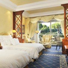 Отель Rome Cavalieri, A Waldorf Astoria Resort комната для гостей фото 5
