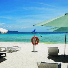 Отель Azul Boracay Pension House Филиппины, остров Боракай - отзывы, цены и фото номеров - забронировать отель Azul Boracay Pension House онлайн пляж