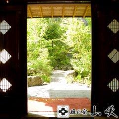 Отель Hanareyado Yamasaki Минамиогуни фото 7