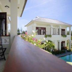 Отель Green Boutique Villa Вьетнам, Хойан - отзывы, цены и фото номеров - забронировать отель Green Boutique Villa онлайн балкон