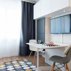 Отель WE Apartments Польша, Варшава - отзывы, цены и фото номеров - забронировать отель WE Apartments онлайн ванная фото 2