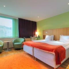 Отель Aveny Швеция, Умео - отзывы, цены и фото номеров - забронировать отель Aveny онлайн комната для гостей фото 4