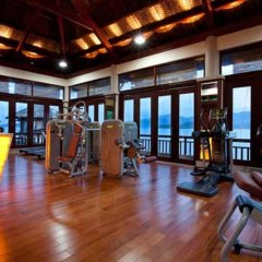 Отель Vinpearl Luxury Nha Trang фитнесс-зал фото 2