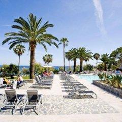 Отель Marins Playa пляж