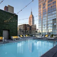 Gansevoort Park Hotel NYC бассейн фото 3