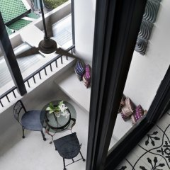 Отель Manathai Surin Phuket фитнесс-зал