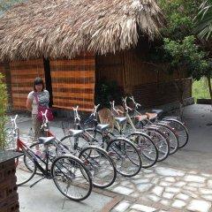 Отель Hoalu Backpacker Homestay Ninh Binh спа