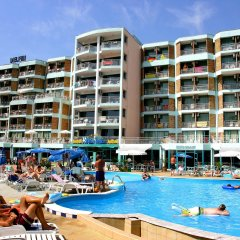 Hotel Delfin бассейн фото 3