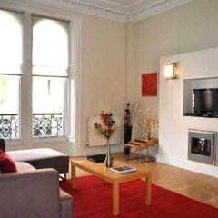 Отель Dreamhouse Apartments Edinburgh West End Великобритания, Эдинбург - отзывы, цены и фото номеров - забронировать отель Dreamhouse Apartments Edinburgh West End онлайн комната для гостей фото 5