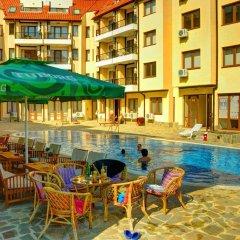 Отель Oasis Beach Resort Kamchia Болгария, Варна - отзывы, цены и фото номеров - забронировать отель Oasis Beach Resort Kamchia онлайн бассейн фото 2