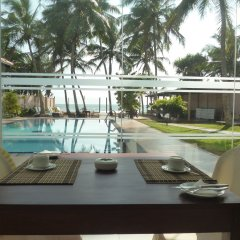 Отель Ocean View Cottage балкон